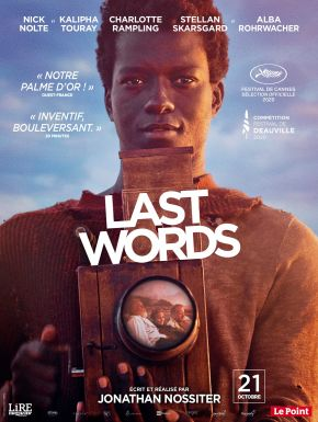 sortie dvd	  Last Words