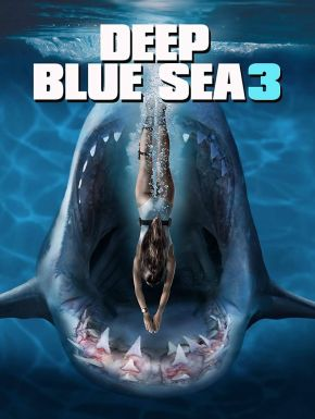Deep Blue Sea 3 en DVD et Blu-Ray