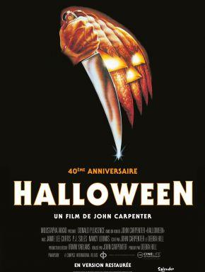 Jaquette dvd Halloween, La Nuit Des Masques