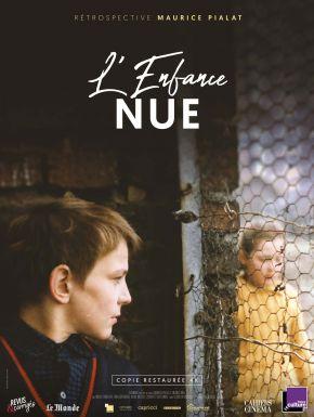 L'Enfance Nue en DVD et Blu-Ray