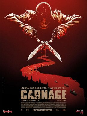 Sortie DVD Carnage