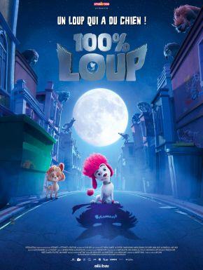 100% Loup en DVD et Blu-Ray