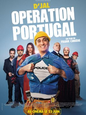 sortie dvd	  Opération Portugal