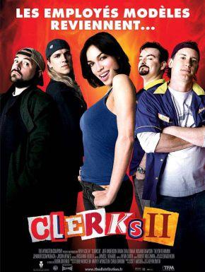 Jaquette dvd Clerks II