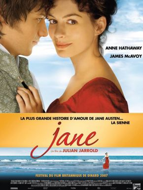 Jane en DVD et Blu-Ray