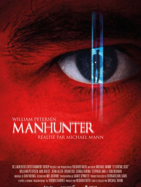 Manhunter en DVD et Blu-Ray