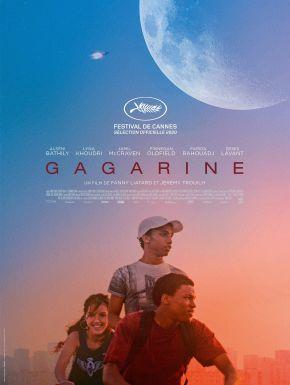 Jaquette dvd Gagarine
