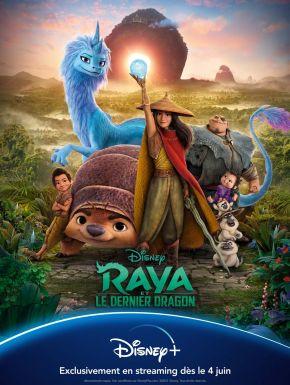 sortie dvd  Raya Et Le Dernier Dragon