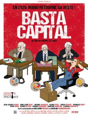 Jaquette dvd Basta Capital