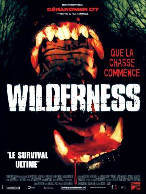 sortie dvd	  Wilderness