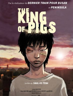 The King Of Pigs DVD et Blu-Ray