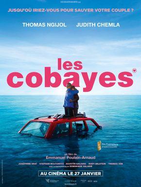 DVD Les Cobayes
