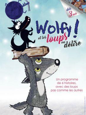 DVD Wolfy ! Et Les Loups En Délire