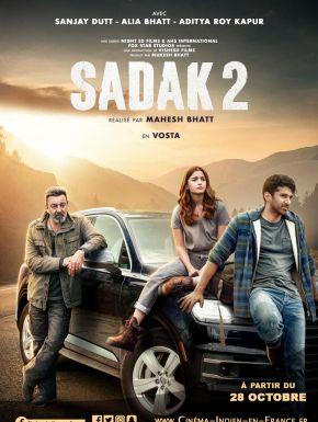 sortie dvd  Sadak 2