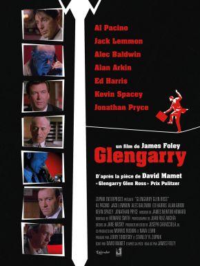 sortie dvd  Glengarry