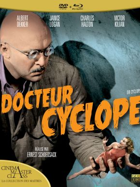 Achat DVD Docteur Cyclope