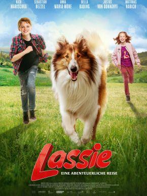 Lassie en DVD et Blu-Ray