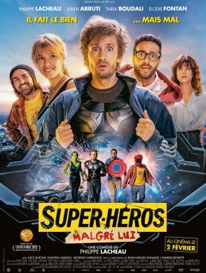 sortie dvd  Super-héros Malgré Lui