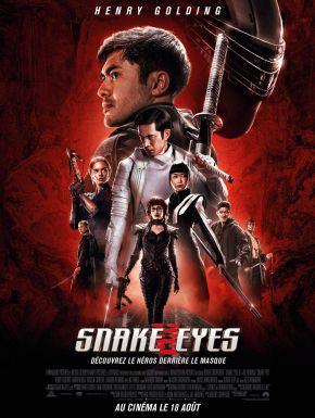 Snake Eyes DVD et Blu-Ray