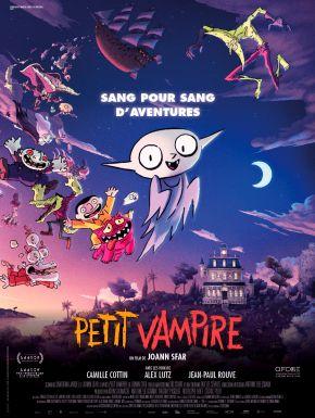 Petit Vampire en DVD et Blu-Ray