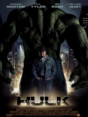 sortie dvd  L'Incroyable Hulk