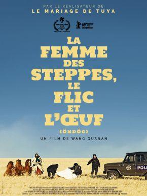 sortie dvd  La Femme Des Steppes, Le Flic Et L'oeuf