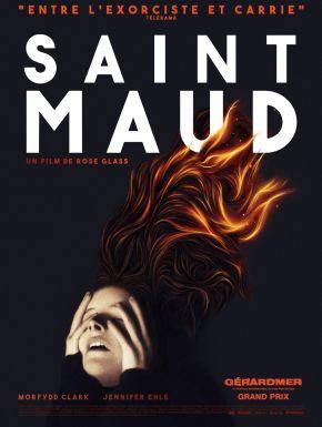 Jaquette dvd Saint Maud