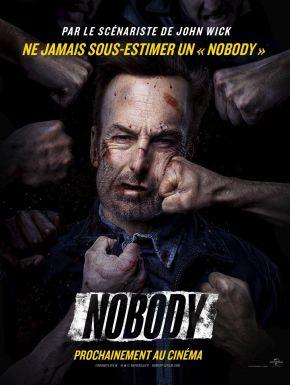 Jaquette dvd Nobody