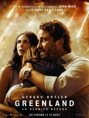 Greenland - Le Dernier Refuge DVD et Blu-Ray