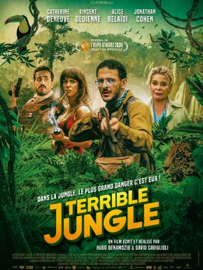 Jaquette dvd Terrible Jungle