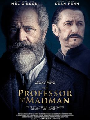 sortie dvd  The Professor And The Madman