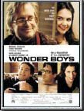 Jaquette dvd Wonder Boys