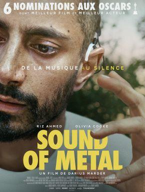 DVD Sound Of Metal