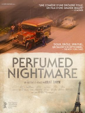 sortie dvd	  Perfumed Nightmare