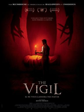 The Vigil en DVD et Blu-Ray