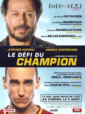sortie dvd  Le Défi Du Champion
