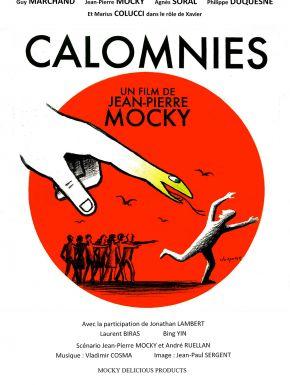 Calomnies DVD et Blu-Ray