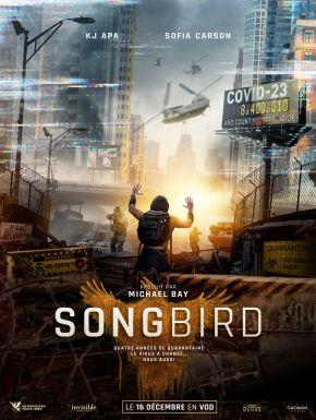 Songbird en DVD et Blu-Ray