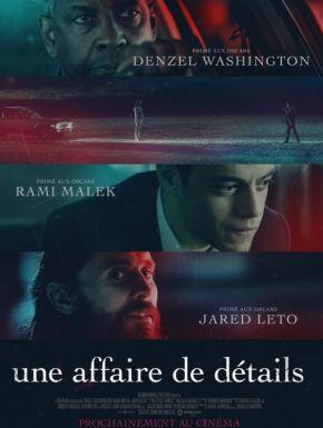 Jaquette dvd Une Affaire De Détails