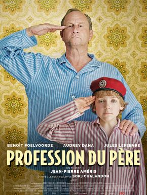 Profession Du Père DVD et Blu-Ray