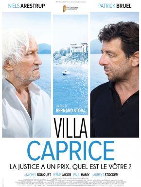 Villa Caprice en DVD et Blu-Ray