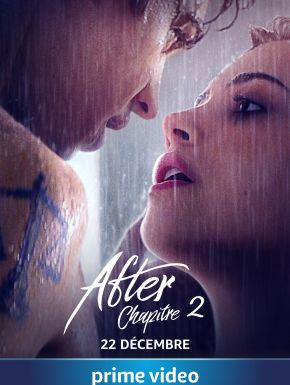 sortie dvd	  After - Chapitre 2