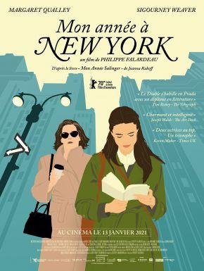 Jaquette dvd Mon Année à New York