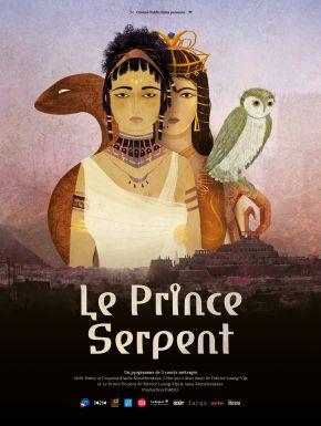 DVD Le Prince Serpent