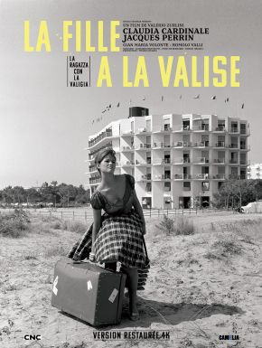 Jaquette dvd La Fille à La Valise