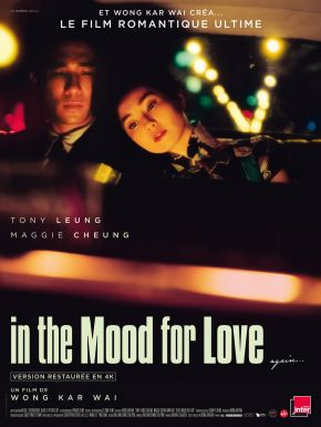 In The Mood For Love en DVD et Blu-Ray