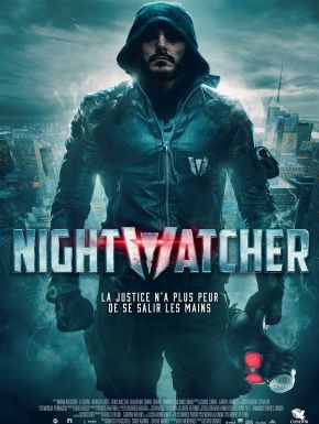 Jaquette dvd Nightwatcher