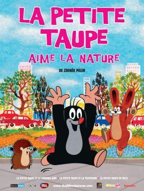 sortie dvd  La Petite Taupe Aime La Nature