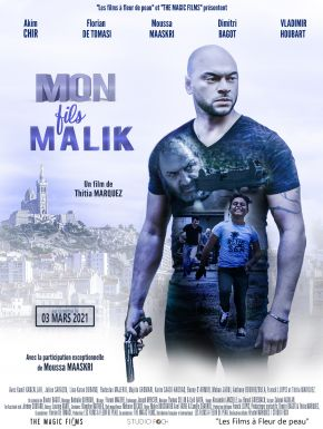 Jaquette dvd Mon Fils Malik