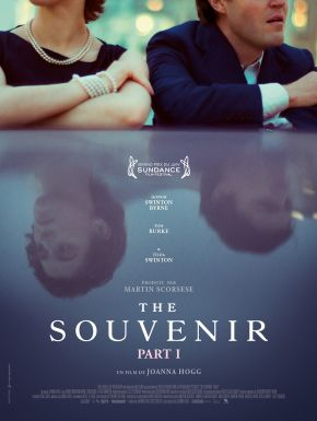 Jaquette dvd The Souvenir
